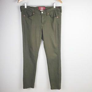 Lucky Brand Charlie skinny jeans. F6, A,8/20